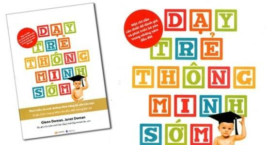 Phương pháp Glenn Doman giúp trẻ bộc bộ tiềm năng từ sớm