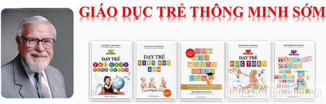 Phương pháp Glenn Doman - Phương pháp giáo dục sớm đầu đời cho trẻ