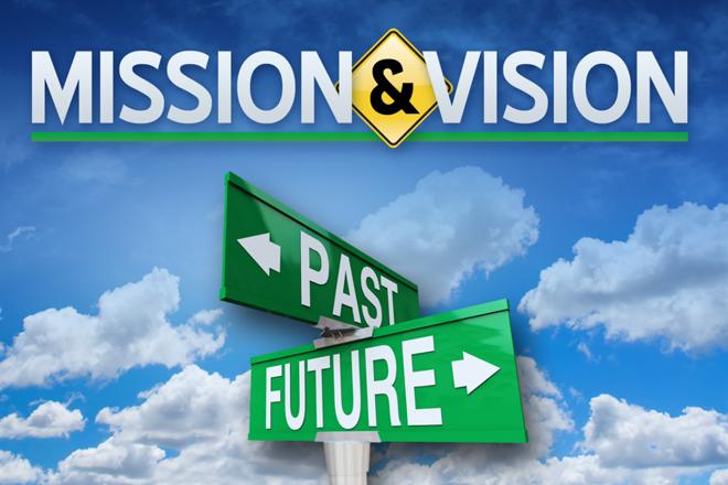 Tầm nhìn và sứ mệnh của mỗi cá nhân luôn song hành trong cả quá khứ lẫn tương lai