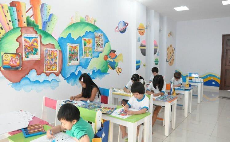 Công nghệ sinh trắc vân tay cho trẻ giúp trẻ phát huy tài năng