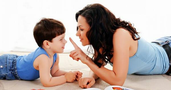Dành thời gian cho trẻ suy ngẫm về hành vi của mình